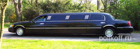 Лимузин Lincoln Town Car Super Stretch