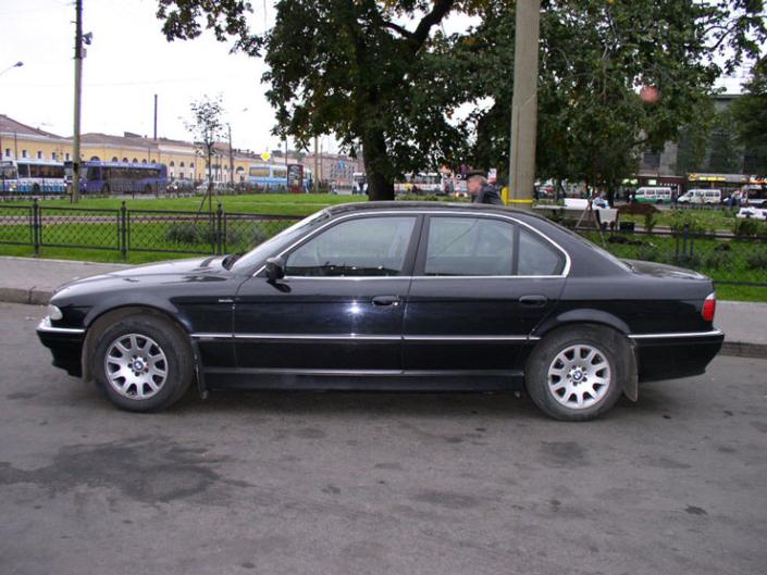 BMW 740 (Бумер)